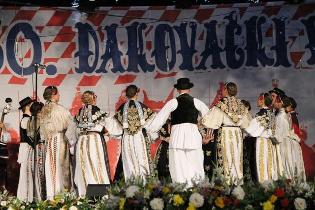 52. Đakovački vezovi: Smotra folklora Slavonije i Baranje